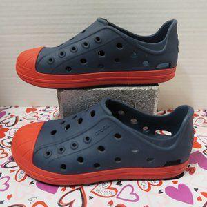Crocs slip on shoes kids size 13